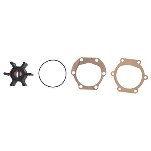 1 Stück Laufrad Wasserpumpen-Laufradsatz Für Jabsco 673-0001 Marine-Wasserpumpen-Wartungssatz