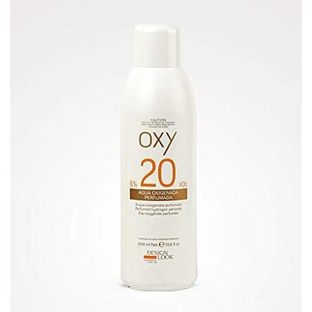 Design Look Agua Oxigenada 20 Vol 1000 mL - Emulsión oxidante