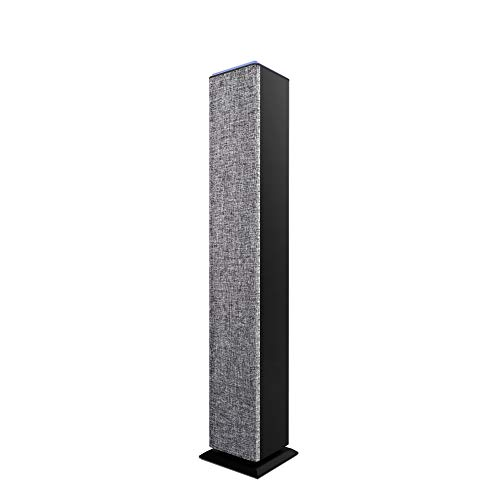 Energy Tower 2 Style Altoparlante a torre bluetooth (25 W, Riproduttore MP3 USB/MicroSD, Line-in) Bangkok