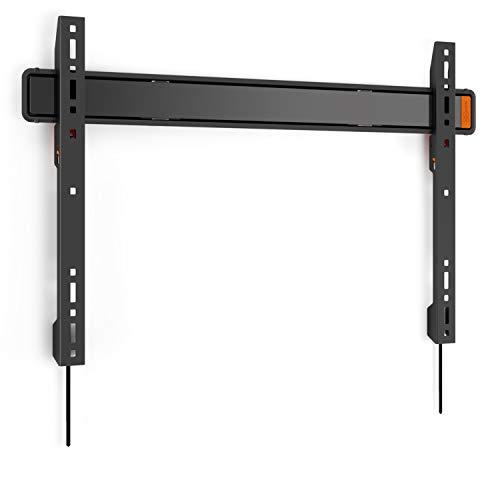 Vogel's WALL 3305, Ultra forte supporto da Parete per TV molto grande (102-254 cm, 40-100 Pollici) e maggior peso (max. 80 kg), Fisso, Fino a VESA 600x400 mm, nero