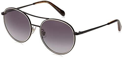 Fossil fos 2100/g/s, gafas de sol Mujer, Black, 52