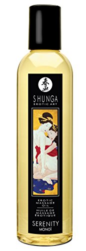 Photo de shunga-huile-de-massage-serenite-monoi