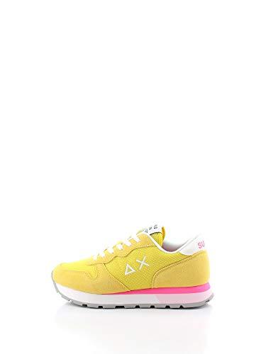 Sun 68 - sneakers sun 68 z30204 giallo/corallo - giallo - 37
