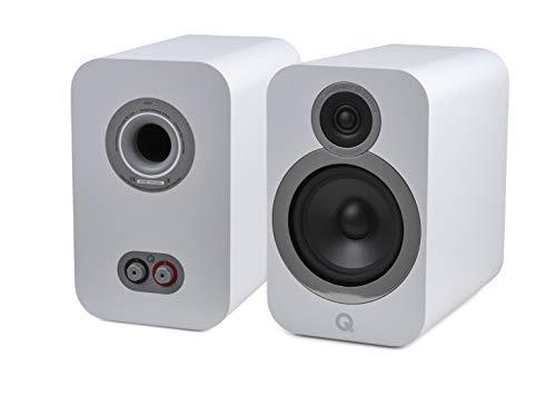 Q Acoustics 3030i - Altavoces para biblioteca (2 pares)