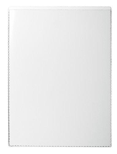DURABLE Hunke & Jochheim Schutzhülle, mit Einreißschutz, dokumentenecht, DIN A4, 210x297mm, transparent