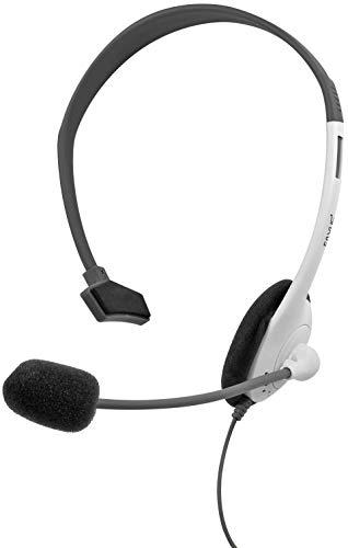 Eaxus®️ Xbox 360 Communicator Stereo Gaming Headset / Kopfhörer mit Mikrofon. Mit Stummschalt-Knopf und Lautstärkeregler