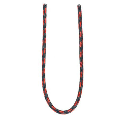 Pine Ridge Archery Nitro String Loop (3-Piece), 5-Inch, Red/Black