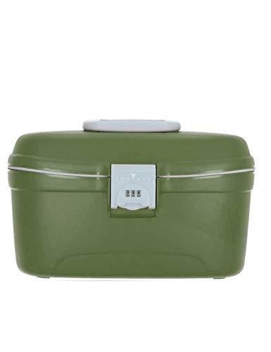 Roncato Light beauty case rigido Verde militare