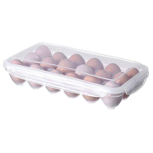 jieGorge Tray Holder Storage Case Box Refrigerator Crisper Storage Container, Kitchen,Dining & Bar for Easter Day (B)