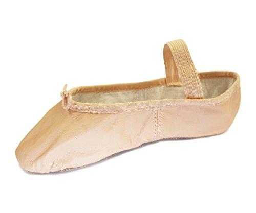 Bloch Bloch Arise, Mädchen Tanzschuhe - Ballett, Rosa (Rosa) - Herstellergröße: 13.5 UK