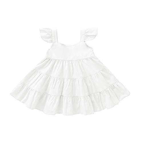 Kleider Babys Mädchen Festlich,Covermason Kinder Kleinkind Kind Baby Mädchen Kleider Sommer Minikleid Prinzessin Kleid Strand Kleider Party