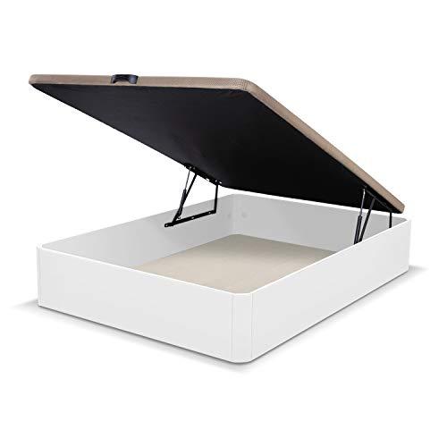 duehome Luxury - Canapé somier abatible Dormitorio, Base tapizada en