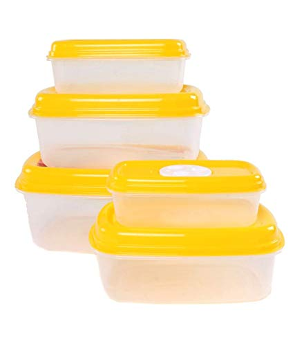 Multipurpose Airtight Container, pack of 4