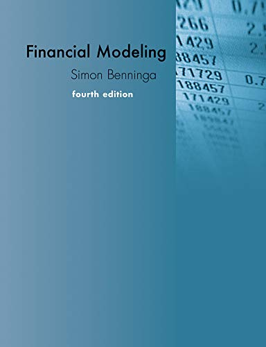Financial Modeling, fourth edition (Mit Press)