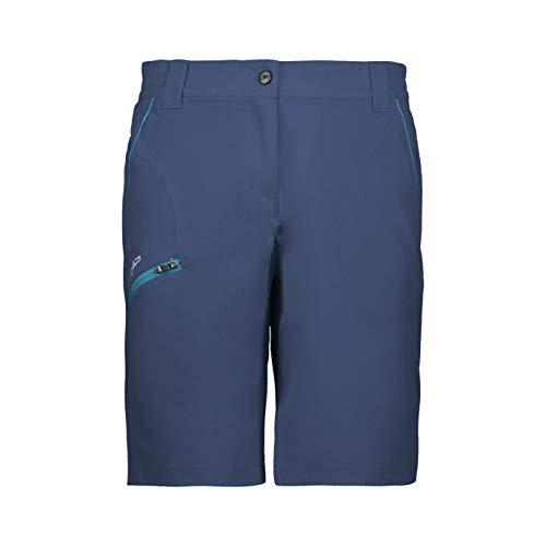 CMP Spodnie damskie ze streczu, nylonowe, z ochroną przeciwsłoneczną
