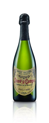 JUVE Y CAMPS cava nature brut reserva botella 75 cl