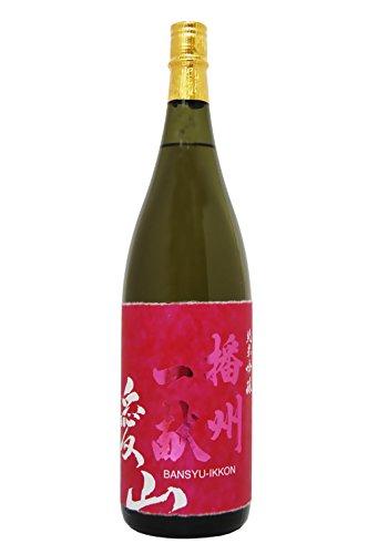 播州一献(ばんしゅういっこん) 純米吟醸 愛山 1.8L