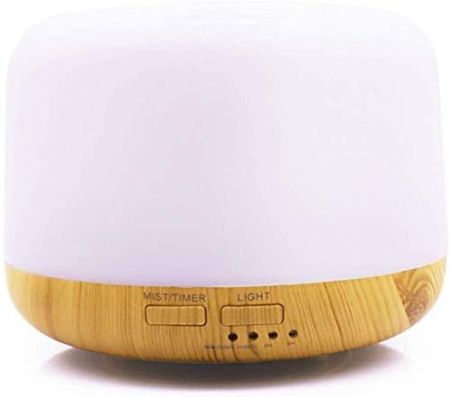 Goed ontworpen Aroma Diffuser Fles 7 kleur veranderende led licht Aromatherapie etherische olie Diffuser 300ml lucht ultrasone luchtbevochtiger, een Nice Home Decoration, for Home Office Geurverspreid