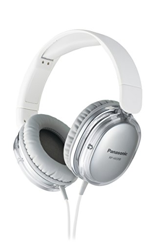 Panasonic Rp-hx350-w White [Support DTS Headphone -X] (Japan Import)
