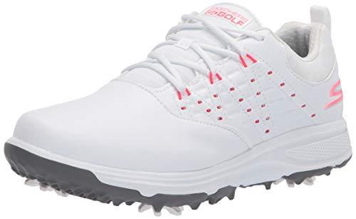 Skechers Go Golf Pro 2 Damen Golfschuhe White-Pink 39