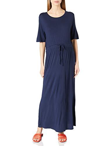 MAMALICIOUS MLALISON 2/4 Jersey AL Dress A. CU. Vestido, Navy Blazer, 48-50 para Mujer