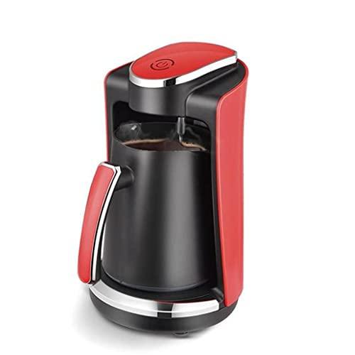 Domowy Przenośny Automatyczny Ekspres Do Kawy Mini Ekspres Do Kawy AGD Urządzenia Kuchenne Przenośny (Kolor: Zielony) (Czerwony)
