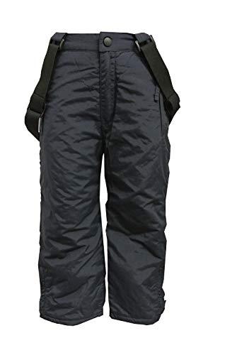 Outburst - meisjes skibroek sneeuwbroek waterdicht 1.500 mm waterkolom, donkerblauw - 38098388