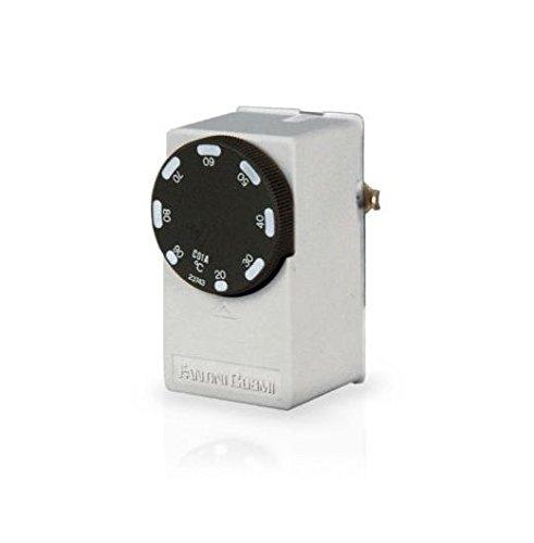 Fantini Cosmi C01A C01A-termostato a Contatto per tubazioni, Bianco