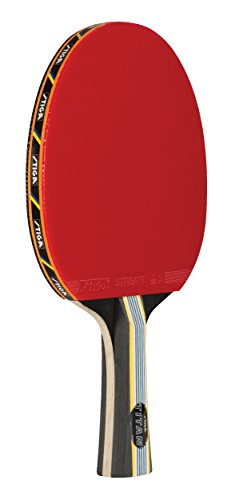 STIGA Tournament-Quality Titan Table Tennis Racket with Crystal Technology to Harden Blade for...