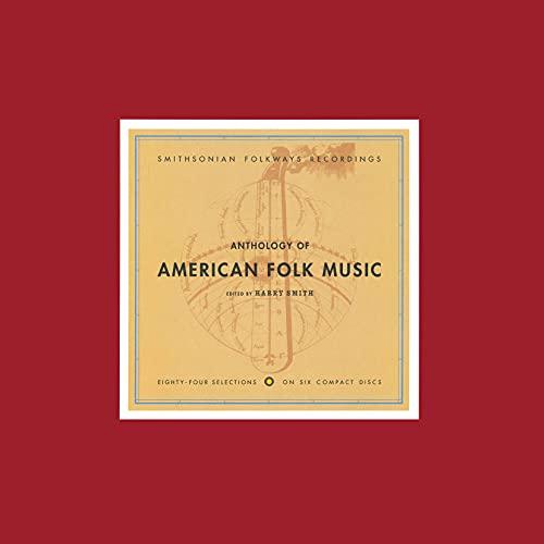 アンソロジー・オヴ・アメリカン・フォーク・ミュージック(輸入盤国内流通仕様)