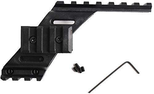QFL Airsoft holographischer Anblick, Universal Tactical Pistol-Bereich-Anblick-Laser-Licht Berg Mit Quad 7/8
