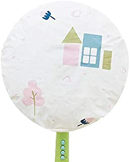 Fan Dust-proof Cover Fan Guard Net Summer Washable Anti-dust Safety Fan Protection Cover Dust Cover for Household Electric...