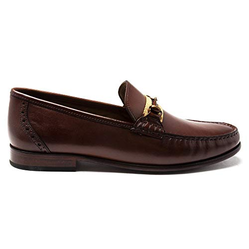 Sole Fritton Loafer Herren Schuhe Braun thumbnail