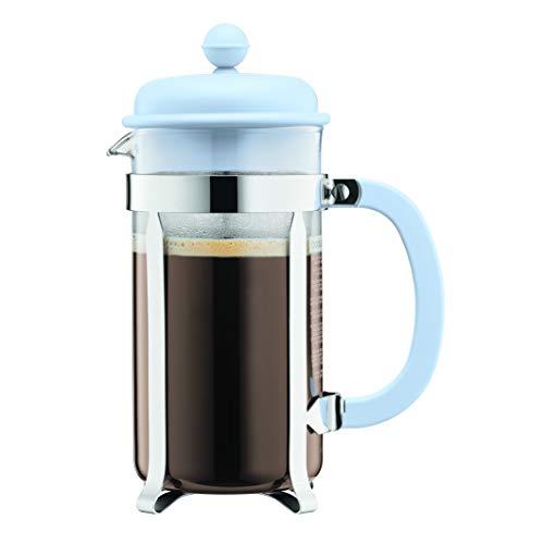 BODUM - 1918-338B-Y19 - CAFFETTIERA - Cafetière à Piston, 8 Tasses - 1.0 l