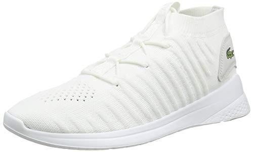 Lacoste Herren LT FIT-Flex 319 1 SMA Sneaker, Blanc (White/White), 40 EU