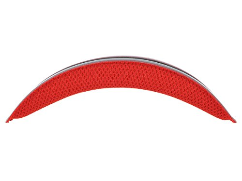 WEWOM Ersatz Bügelpolster passend für Logitech G430 und G930 Gaming Headset, Rot