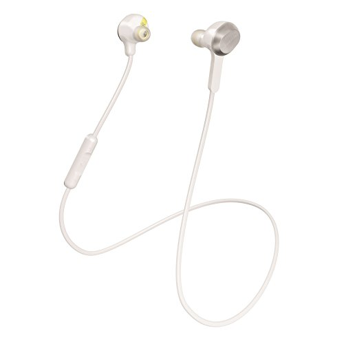 Jabra Sport Rox Wireless Bluetooth In-Ear Kopfhörer (Stereo-Headset, Bluetooth 4.0, NFC, AVRCP, Freisprechfunktion) weiß