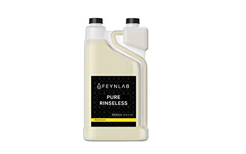 FEYNLAB® Pure Rinseless- Exterior Car Wash, Highly Concentrated, Non-Foaming Formula, Degreaser, and Waterless Removal, 1L