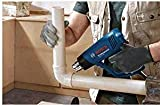 Bosch Professional GHG180 Plastic Heat Gun 1800W with Double Insulation and Overheat Protection (Blue)