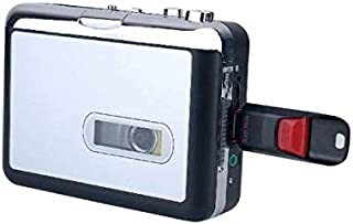 Cassette Tape Convert to MP3 WAV Converter Cassette To USB Flash U Disk Audio Captuer Music Player