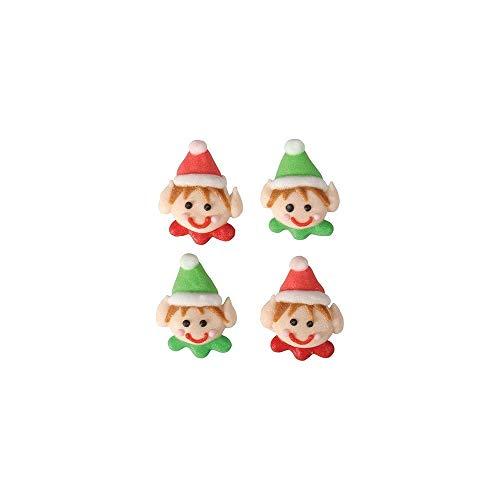 Elves Sugar Pipings 25mm - Bulk Pack of 200