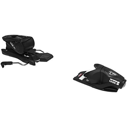 Rossignol Look NX 10 GW Ski Bindings Black 93mm
