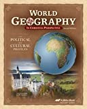 World Geography in Christian Perspective - Abeka Highschool Geography and Culture Studies