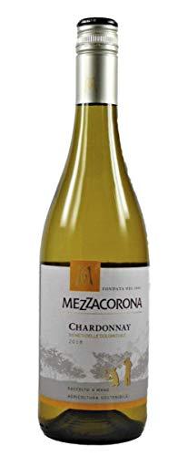 Chardonny Trentino IGT Dolomiti 2018 Mezzacorona trockener Weisswein aus Trentino