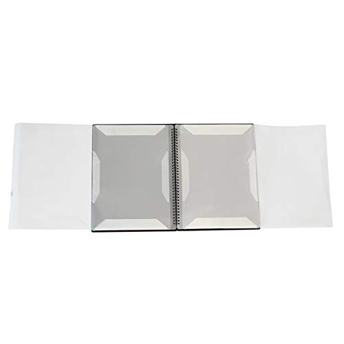 Notenmappe Für Notenblätter A4 Größe Papier Dokumente Halter Aufbewahrung Musik Tabelle Datei Ordner Kunststoff Chorfolder 12,60 X 9,45 X 0,59 Zoll