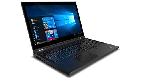 Lenovo ThinkPad P15 Gen 1 Workstation, Intel Core i7-10750H, FHD (1920x1080) Dobly HDR 500nits Screen,32GB DDR4 SDRAM, 1TB PCIe SSD, NVIDIA Quadro T2000, Win10Pro, 3YR Lenovo Warranty