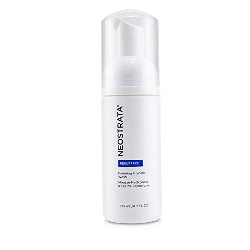 Neostrata Resurface Foaming Glycolic Wash AHA 20 125ml 4.2oz