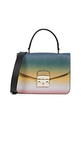 Furla Women's Metropolis Arcobaleno Top Handle Bag Multicoloured Size: One Size