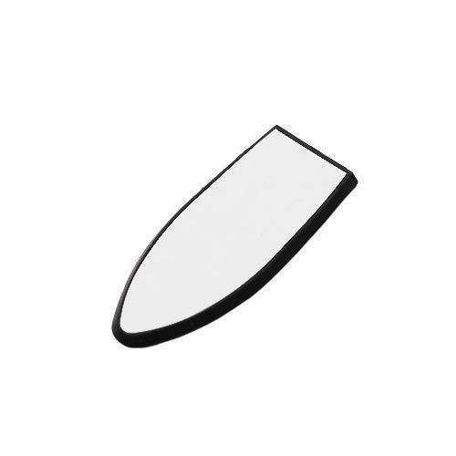 尾崎亀商店 KO 仕上げベラ 神指 Lサイズ用 替えゴム マットブラックPRO 3mm 1枚|コーキング シーリング ヘラ