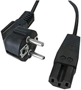 CABLE D ALIMENTATION SECTEUR 3X0.75MM² POUR PETIT ELECTROMENAGER LAGRANGE - 05VV-F